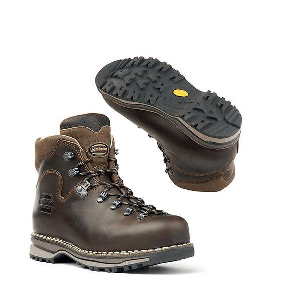 ザンバラン メンズ ハイキング スポーツ Zamberlan Men's 1023 Latemar NW Boot Waxed Dark Brown
