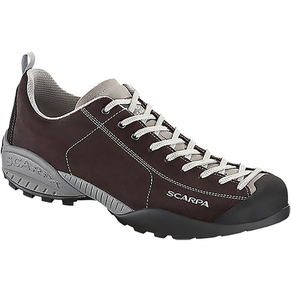 スカルパ メンズ ハイキング スポーツ Scarpa Men's Mojito Shoe Dark Brown