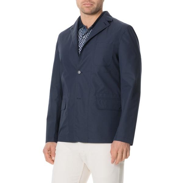 ロッドアンドグン メンズ ジャケット&ブルゾン アウター Clifton Jacket Navy