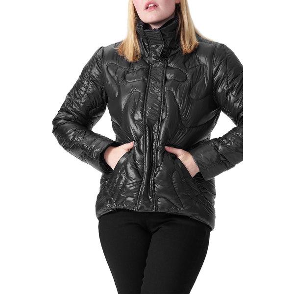 ユニバーサルスタンダード レディース ジャケット&ブルゾン アウター Josie Short Water Resistant Puffer Jacket Black