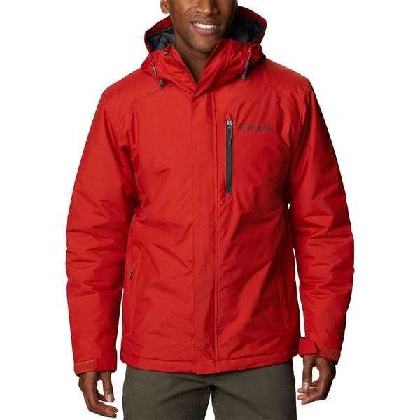 コロンビア Tipton Peak (Regular Tall) & アウター and ジャケット&ブルゾン Insulated Flame Columbia メンズ Jacket Big Men's