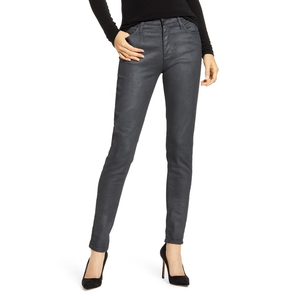 エージー レディース デニムパンツ ボトムス The Farrah High Waist Skinny Jeans Preserved