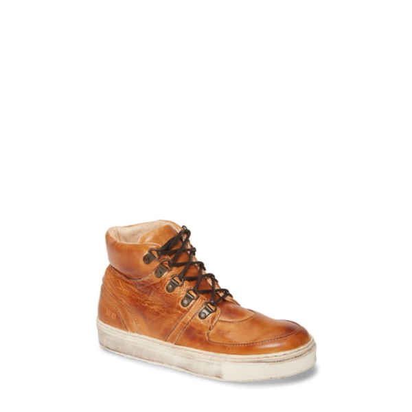 ベッドステュ レディース スニーカー シューズ Honor High Top Sneaker Mustard Rustic