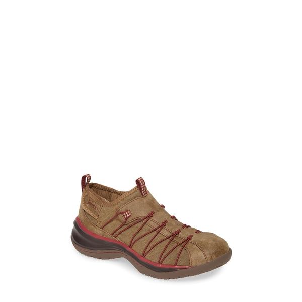ジャンブー レディース スニーカー シューズ Spirit Encore Sneaker Saddle/ Wine Faux Leather