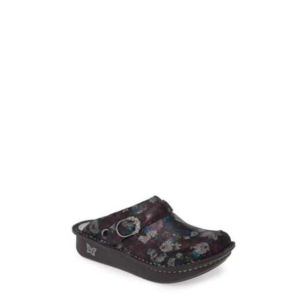 アレグリア レディース サンダル シューズ Seville Water Resistant Clog Winter Formal Leather