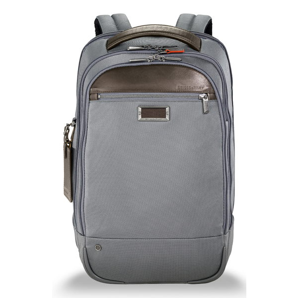 ブリグスアンドライリー レディース バックパック・リュックサック バッグ @work Medium Backpack Grey