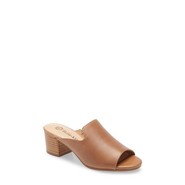 ベラヴィータ レディース サンダル シューズ Daisy Slide Sandal Saddle Burnish Leather