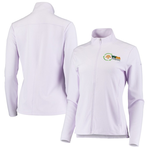 ナイキ レディース ジャケット&ブルゾン アウター Waste Management Phoenix Open Nike Women's Victory FullZip Performance Jacket Lavender
