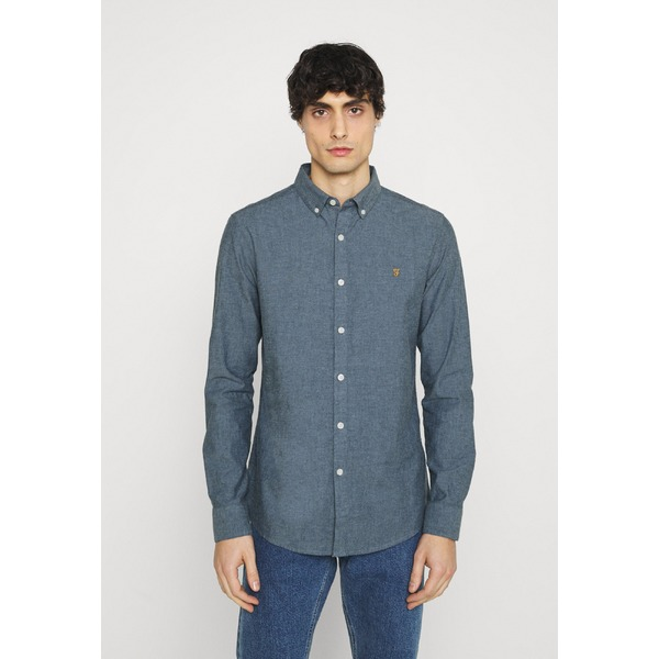 日本未入荷 ファーラー メンズ bluebell - シャツ トップス STEEN - Shirt - ファーラー bluebell mres00da, アレイズ:956d3759 --- mag2.ensuregroup.ca