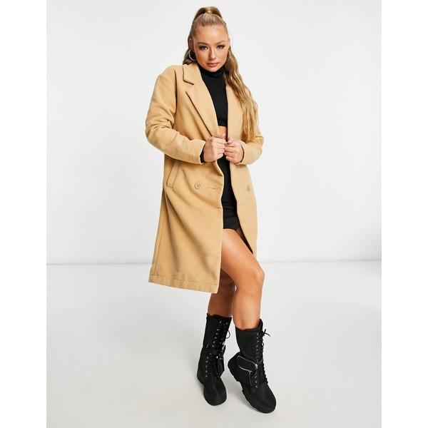 セール特別価格 スレッドベア レディース 割引も実施中 アウター コート Porcini camel 全商品無料サイズ交換 in Threadbare overcoat