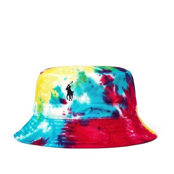ラルフローレン 気質アップ メンズ アクセサリー 帽子 Laguna Tie Bucket Tie-Dye Dye 店舗 Hat 全商品無料サイズ交換