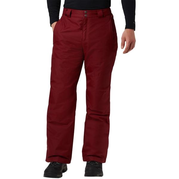 コロンビア メンズ カジュアルパンツ ボトムス Columbia Men's Bugaboo IV Pants RedJasper