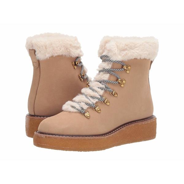 ジェイクルー レディース ブーツ&レインブーツ シューズ Nubuck Crepe Sole Wedge Winter Boot Golden Khaki