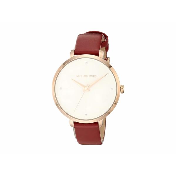 マイケルコース レディース 腕時計 アクセサリー MK2886 - Charley Red