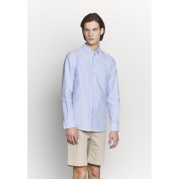 フィリッパコー メンズ トップス シャツ light blue ※ラッピング 宅配便送料無料 ※ muhy00bf Shirt - TIM OXFORD 全商品無料サイズ交換