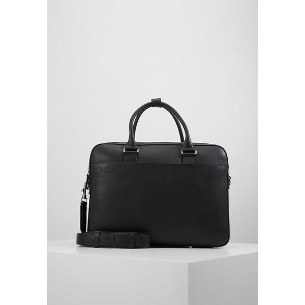 タイガー 送料0円 オブ スウェーデン メンズ バッグ ショルダーバッグ muhy00c1 black 全商品無料サイズ交換 選択 - Briefcase BURIN