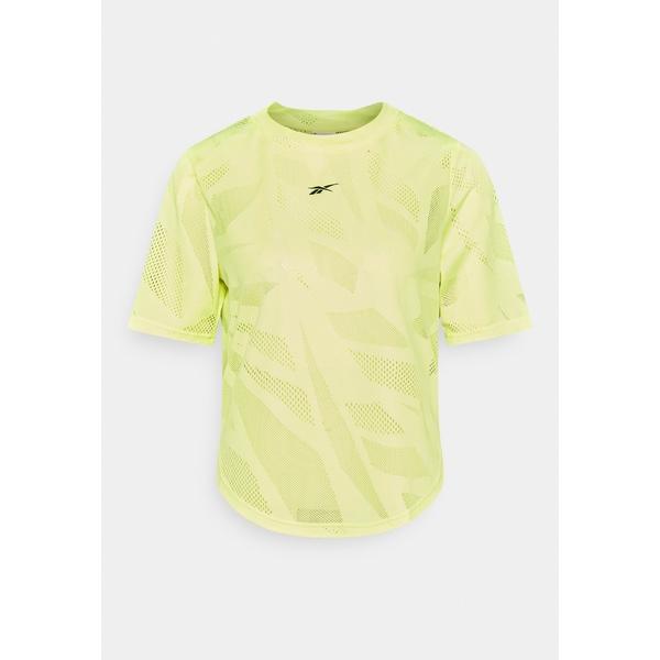 リーボック レディース トップス Tシャツ 迅速な対応で商品をお届け致します energy glow Basic TEE 全商品無料サイズ交換 - アウトレット☆送料無料 muhy00c4 T-shirt