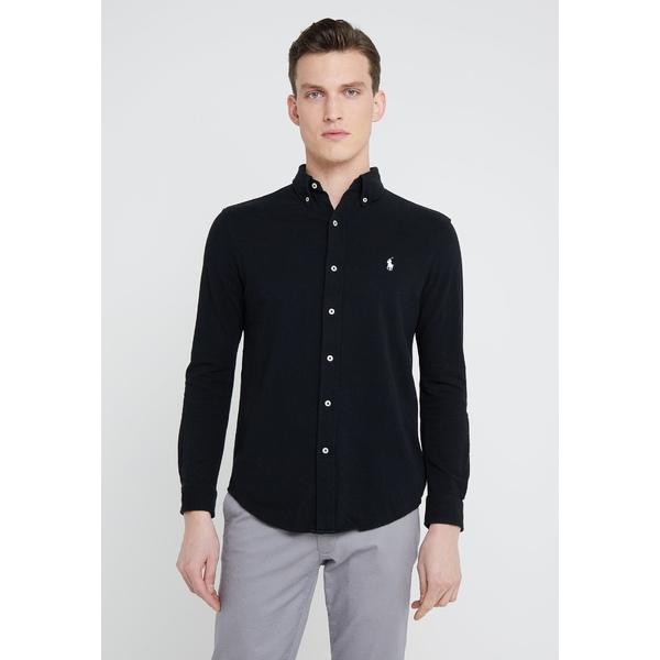 ラルフローレン メンズ 送料無料新品 トップス シャツ 低価格 black Shirt - muhy00cc 全商品無料サイズ交換