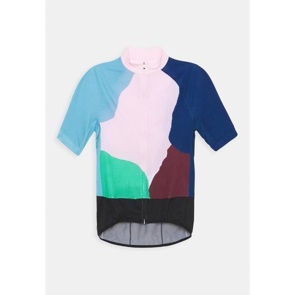 ピーオーシー メンズ トップス Tシャツ 至上 multi coloured 全商品無料サイズ交換 オープニング 大放出セール ESSENTIAL ROAD muhy00cd - T-shirt Print