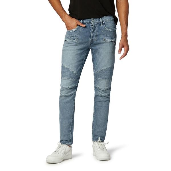 ハドソンジーンズ メンズ デニムパンツ ボトムス Men's The Blinder V.2 Skinny Biker Jeans Campus