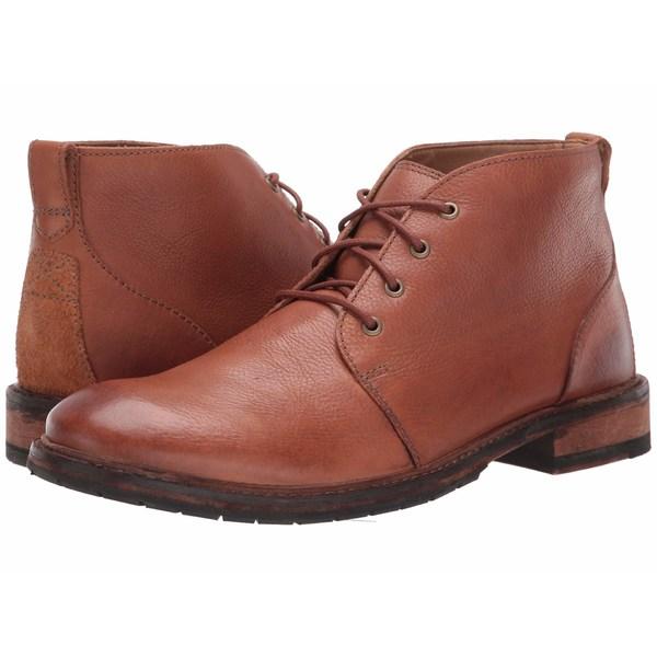 クラークス メンズ ブーツ&レインブーツ シューズ Clarkdale Base Dark Tan Leather