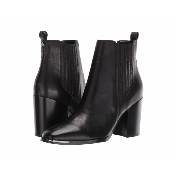 マーク・フィッシャー レディース ブーツ&レインブーツ シューズ Taline Black Leather