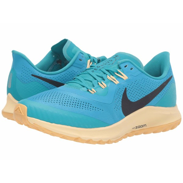 ナイキ レディース スニーカー シューズ Air Zoom Pegasus 36 Trail Light Current Blue/Oil Grey/Teal Nebula