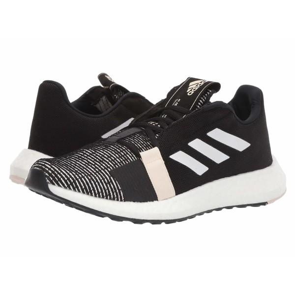 アディダス メンズ スニーカー シューズ SenseBOOST GO Core Black/Footwear White/Linen