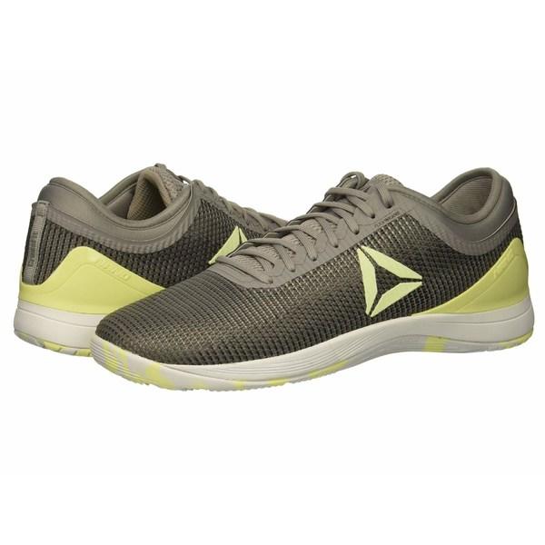 リーボック メンズ スニーカー シューズ CrossFit Nano 8.0 Tin Grey/Shark/Lemon Zest/Ash Grey/White