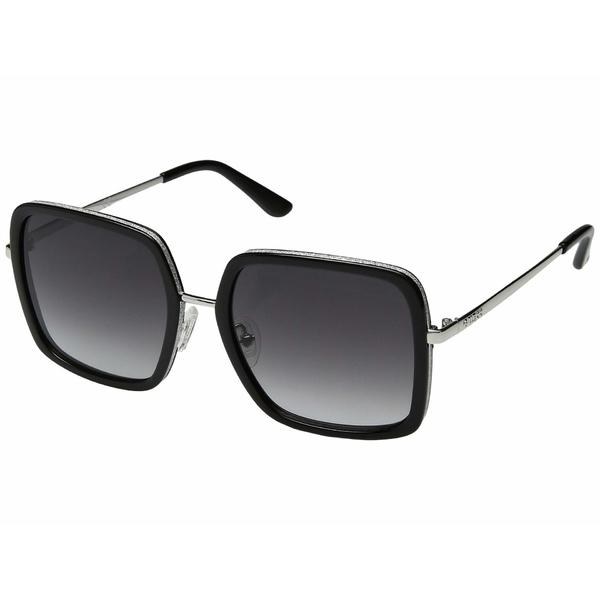 ゲス レディース サングラス&アイウェア アクセサリー GU7602 Black Front/Grey Gradient Lens