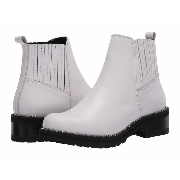 スティーブン レディース ブーツ&レインブーツ シューズ Gibson White Leather