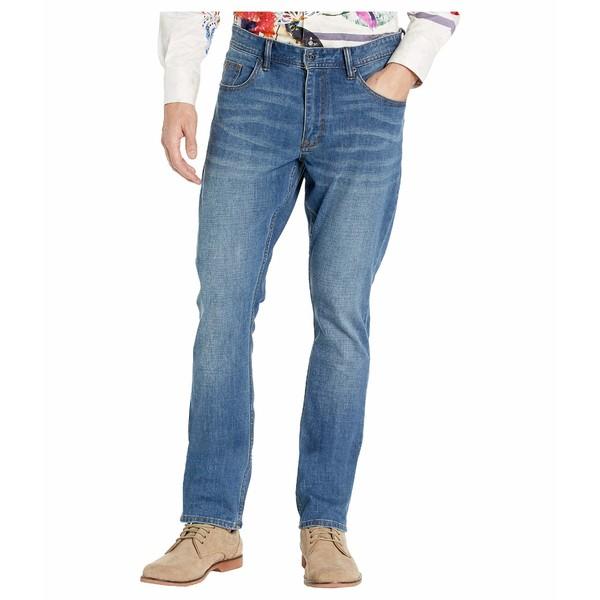 ロバートグラハム メンズ デニムパンツ ボトムス Devine Jeans in Dark Indigo Dark Indigo