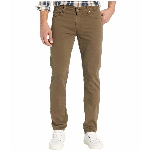 エージー アドリアーノゴールドシュミット メンズ カジュアルパンツ ボトムス Tellis Modern Slim Leg in Dark Bayou Dark Bayou
