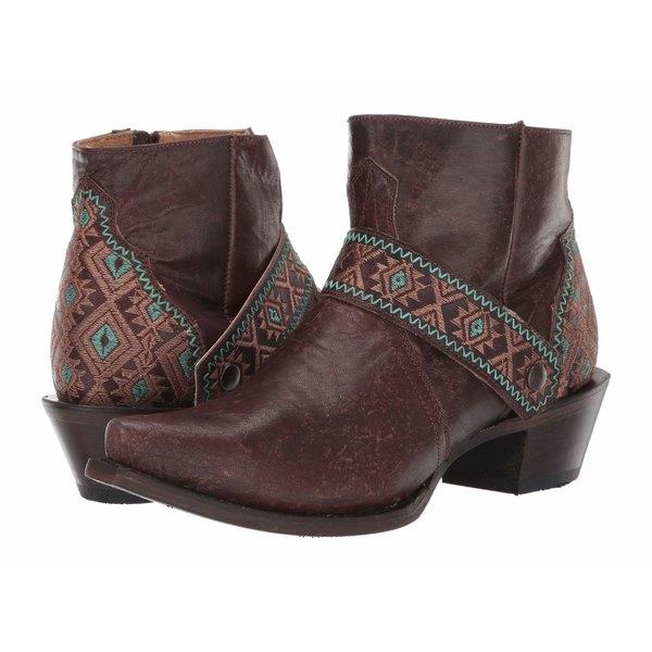 ローパー レディース ブーツ&レインブーツ シューズ Pasadena Snip Oiled Brown Leather