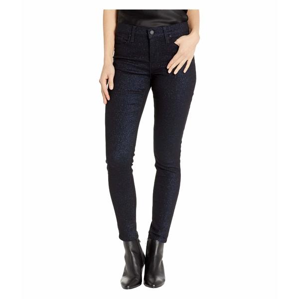 ハドソンジーンズ レディース デニムパンツ ボトムス Nico Mid-Rise Ankle Skinny Jeans in Midnight Stellar Midnight Stellar
