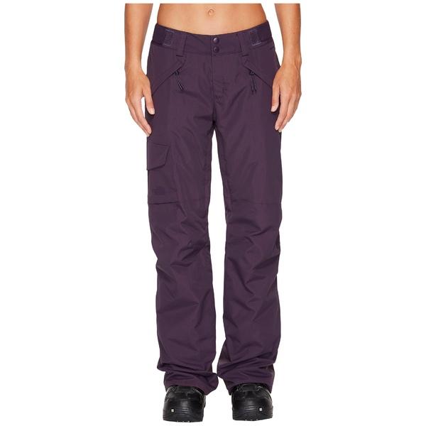 ノースフェイス レディース カジュアルパンツ ボトムス Freedom Insulated Pants Dark Eggplant Purple