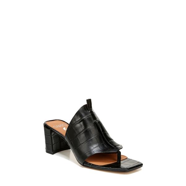 サルトバイフランコサルト レディース サンダル シューズ Nina Slide Sandal Black Leather