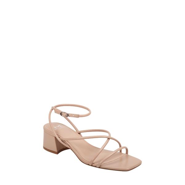 マーク・フィッシャー レディース サンダル シューズ Jared Ankle Strap Sandal Light Latte Leather