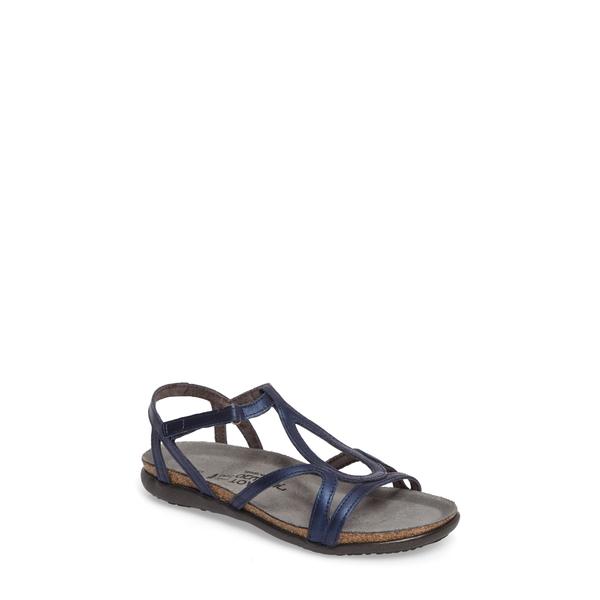 ナオト レディース サンダル シューズ 'Dorith' Sandal Polar Sea Leather
