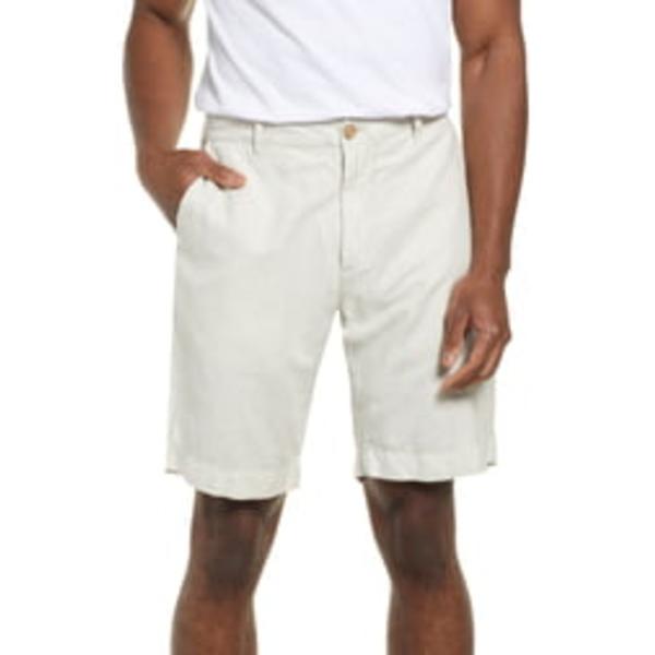 ファエティ メンズ カジュアルパンツ ボトムス Malibu Shorts Stone