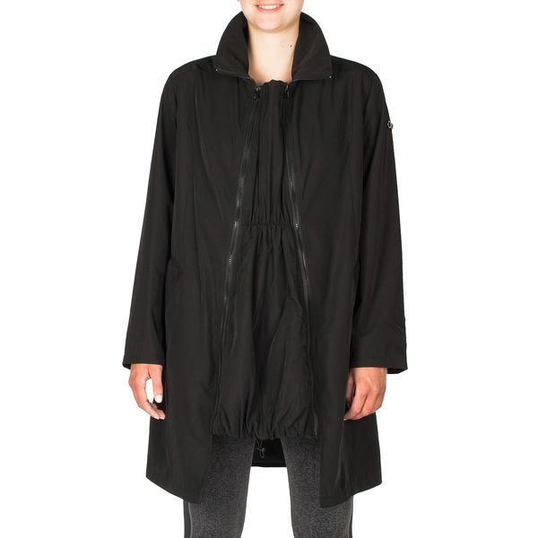 モダーンエターニティ レディース コート アウター Convertible 3-in-1 Maternity/Nursing Coat Black