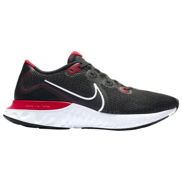 ナイキ メンズ ランニング スポーツ Renew Run Black/White/University Red