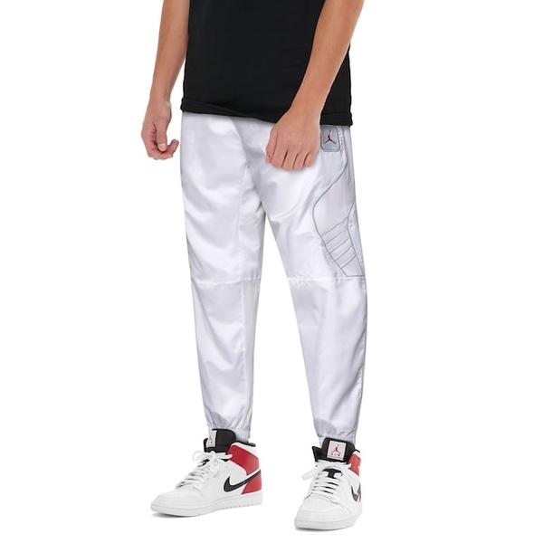 ジョーダン メンズ バスケットボール スポーツ Retro 5 Pants White