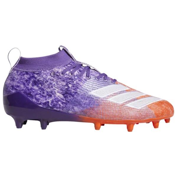 アディダス メンズ サッカー スポーツ adiZero 8.0 Snowcone Active Purple/White/Orange