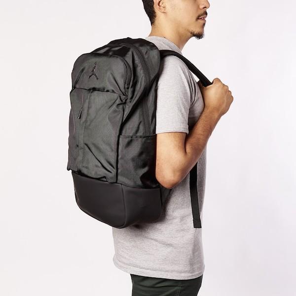ジョーダン レディース バックパック・リュックサック バッグ Fluid Backpack Black