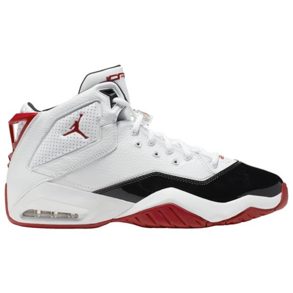 ジョーダン メンズ バスケットボール スポーツ B'Loyal White/Varsity Red/Black