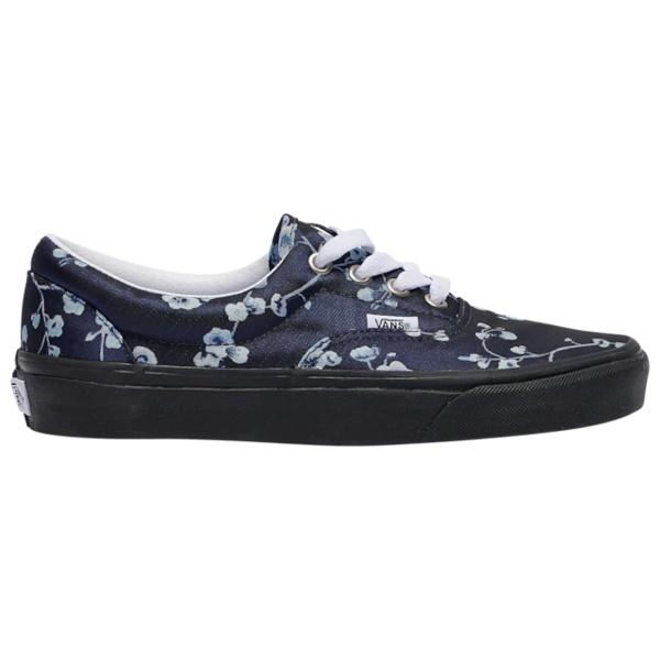 バンズ レディース スニーカー シューズ Era Blue/Black | Floral