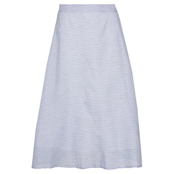 ヤス レディース ボトムス スカート 購入 dark denim star white 全商品無料サイズ交換 MIDI A-line skirt - mygp025f 最安値に挑戦 SKIRT YASCLOUD ICONS