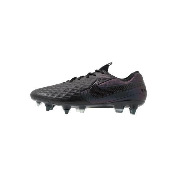ナイキ [並行輸入品] メンズ シューズ ブーツ レインブーツ black white volt 全商品無料サイズ交換 品質保証 TIEMPO LEGEND SG-PRO stud AC ELITE - boots 8 mygp0264 football Screw-in