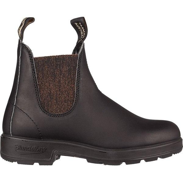 シューズ Bronze Boot Black - #1924 Chelsea - ブーツ&レインブーツ / Original 500 Glitter レディース ブランドストーン Women's